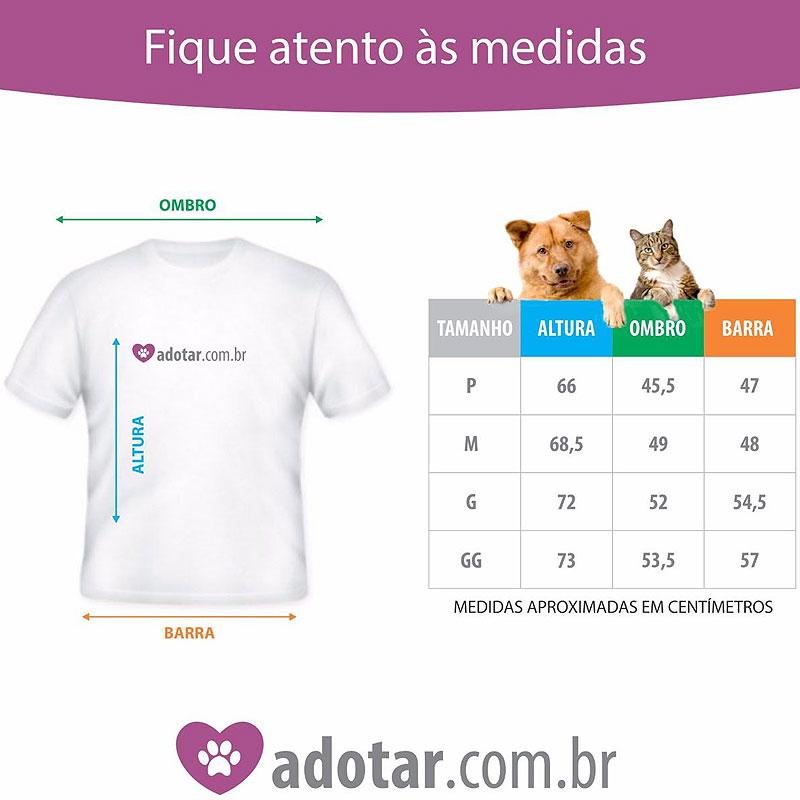 Medidas Camisetas ADOTAR